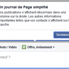 journal pages facebook