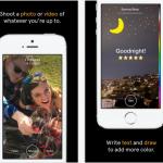 La nouvelle application Facebook Slingshot