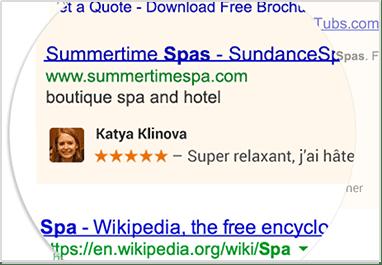 publicité recommandation google