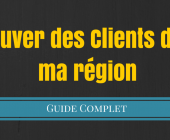 trouver clients region