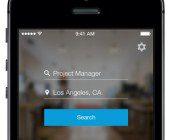 application linkedin jobsearch