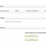 Comment Contacter Amazon ?