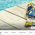 couverture facebook orange