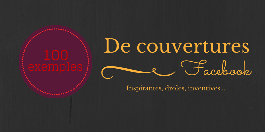 couverture facebook