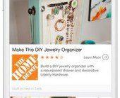 facebook publicité native