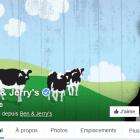 photo couverture facebook ben & jerrys