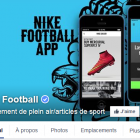 photo facebook nike football