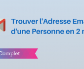 trouver email