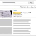 annonce indisplay resultats de recherche youtube