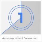 annonce interaction google