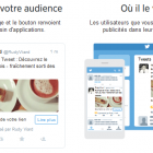 campagne clics conversions twitter