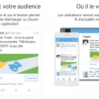 campagne installation application twitter