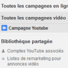 campagne vidéo google