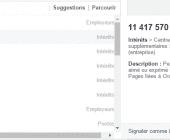 ciblage concurrents facebook