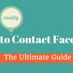 How to Contact Facebook?