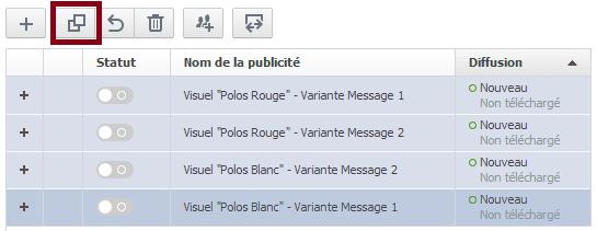dupliquer publicité facebook