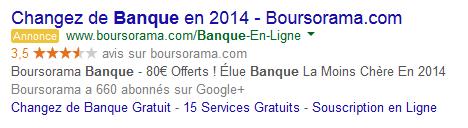 exemple de bonne publicité google