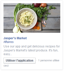 facebook publicités