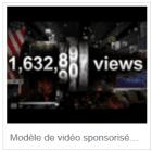 modele de vidéo sponsorisee youtube