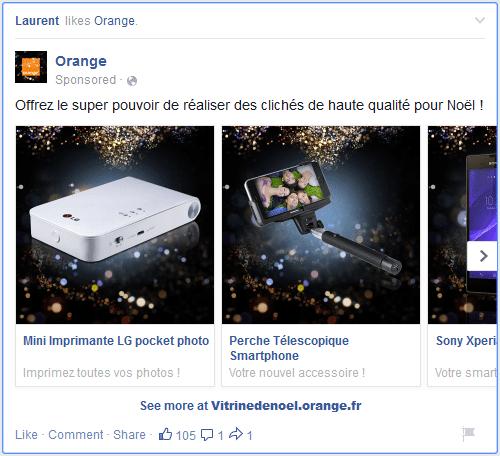 multi-product ads facebook