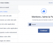 objectifs campagnes facebook