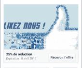 offre facebook