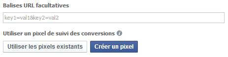pixel conversion facebook