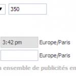 Comment Planifier vos Publicités Facebook ?