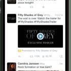 vidéos sponsorisées twitter