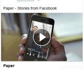publicité facebook mobile