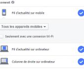publicité mobile facebook