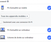 publicité mobile facebook