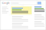 réseau de recherche google