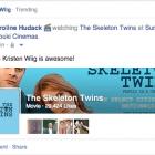 sujet tendance facebook