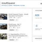 tableau de bord youtube