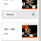 taille annonces illustrees
