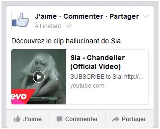 video ad facebook mobile