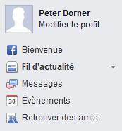 aller sur mon profil facebook