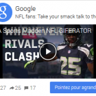 annonce illustree à partir d'un post google plus