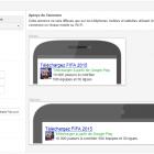 créer une annonce pour votre application mobile