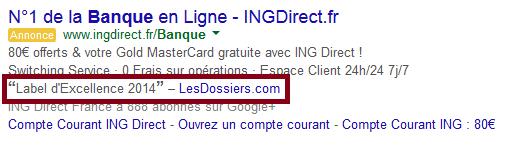 """Résultat de recherche d'images pour """"extension d'avis google"""""""