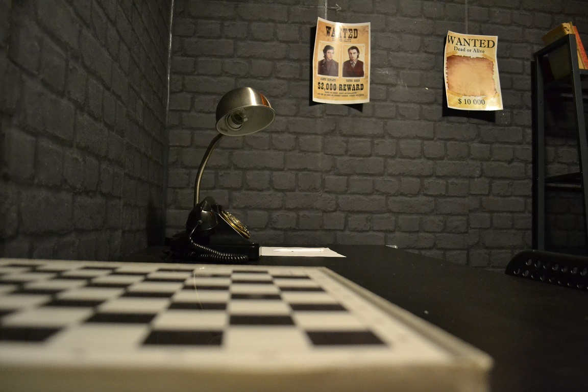 live escape room paris