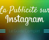 publicité instagram