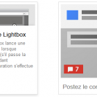 video en mode lightbox