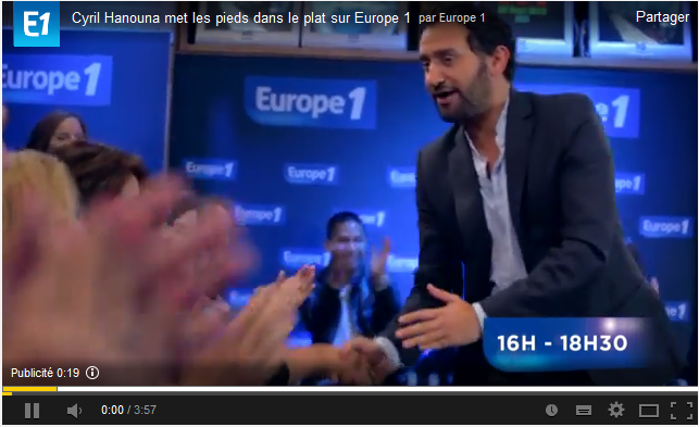 campagne instream youtube
