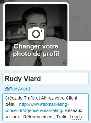 compte twitter performant