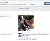 effacer posts facebook