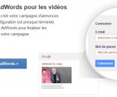 gerer campagne vidéo adwordsgerer campagne vidéo adwords