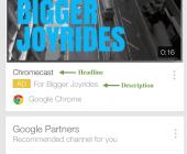 masthead youtube android