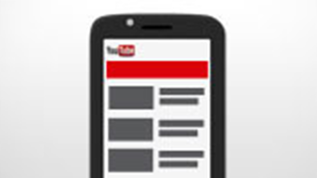 roadbloack publicité youtube mobile